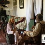 Renee in interview met DG